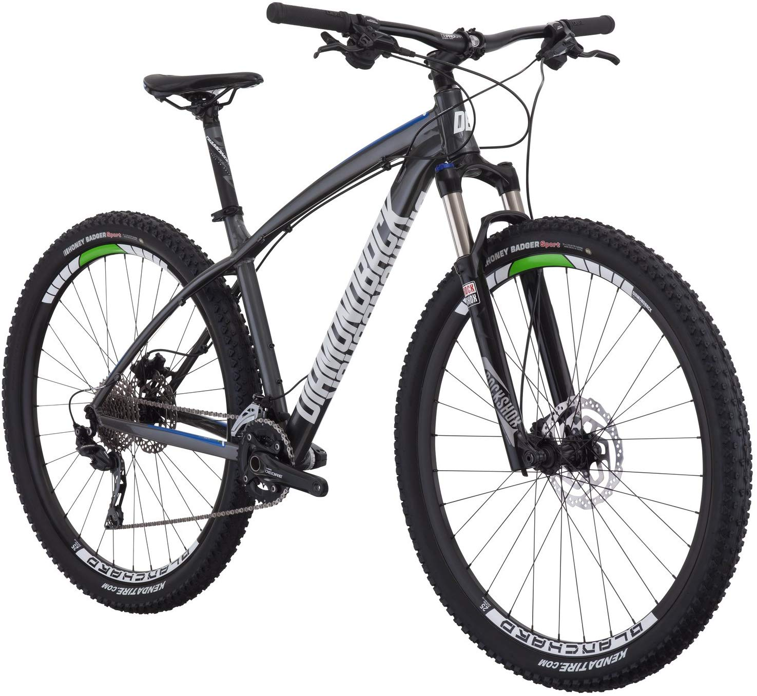 Diamondback Overdrive Complete 29ER Hardtail Mountain Bike