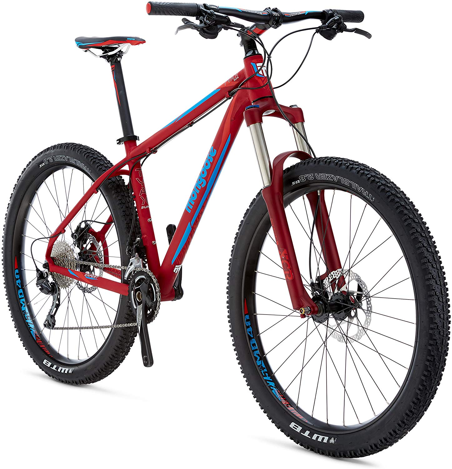 "Mongoose Men's Tyax SUPA Expert 27.5"" Wheel"