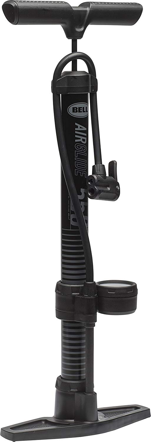 Bell Air Glide High Pressure Floor Pump
