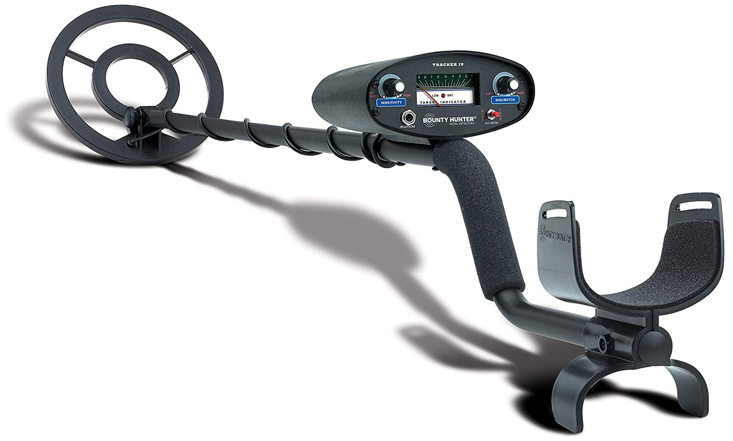 Hunter TK4 Tracker IV Best Metal Detector for the Money