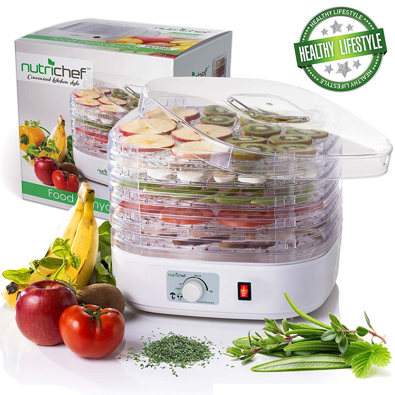 NutriChef PKFD 12 Food Dehydrator