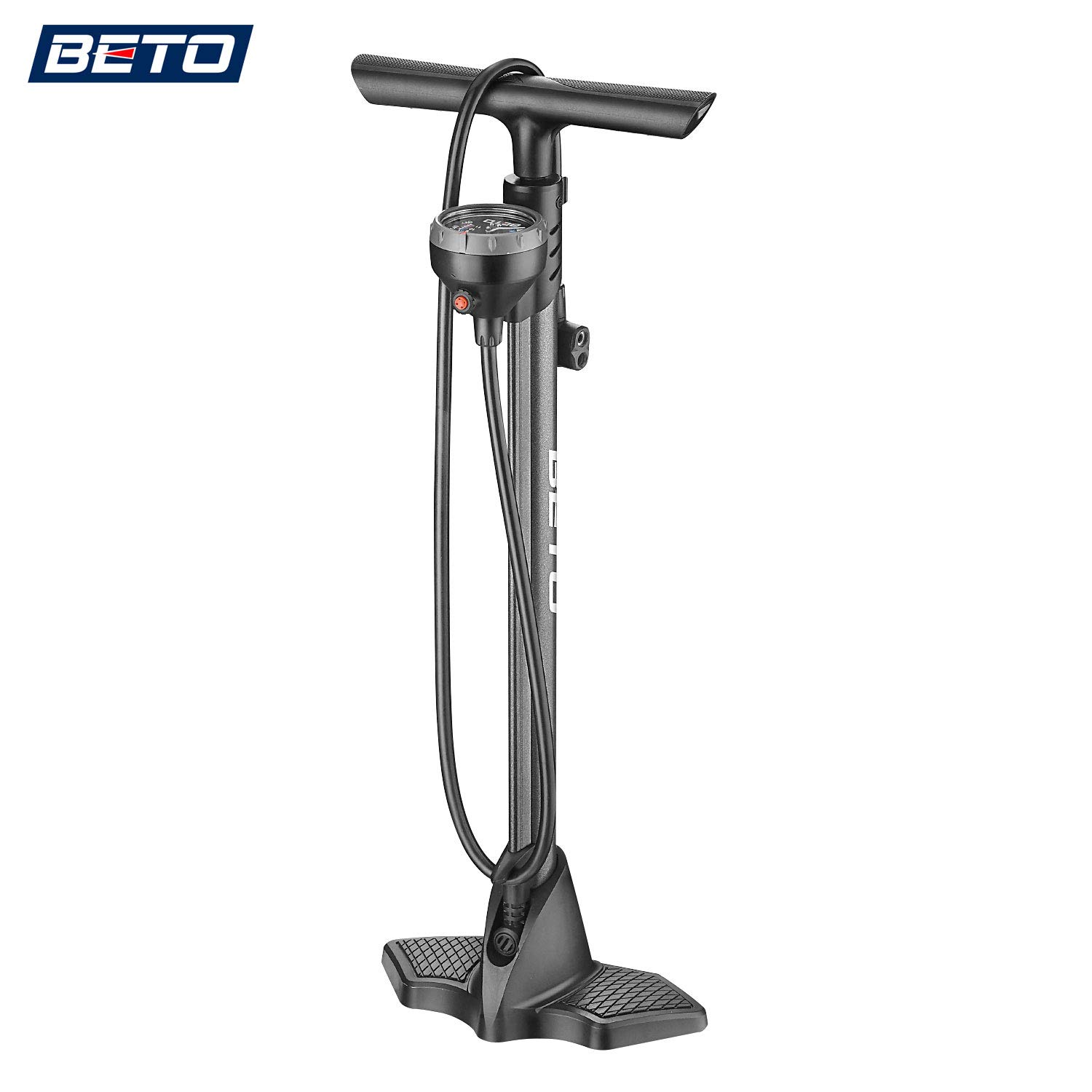 beto Bike Bicycle Floor Pump