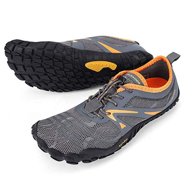 ALEADER Men's Minimalist Trail Running Shoes