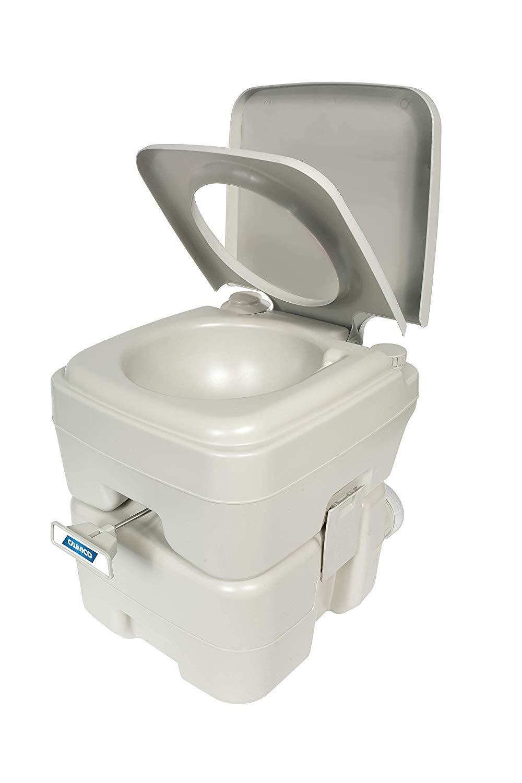 Camco Portable Toilet (5.3 Gallon)