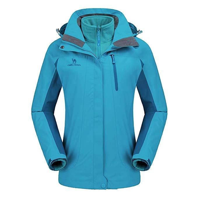 Camel Crown Women's Winter Jacket