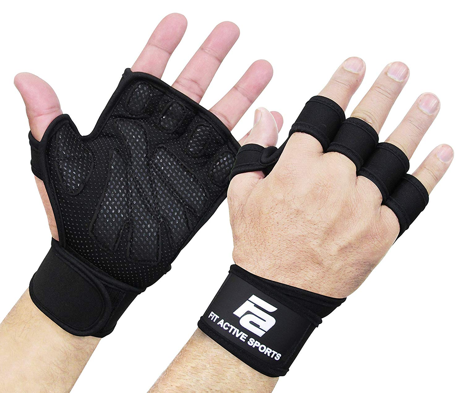 Fit Active Sports Gloves for Weight Lifting