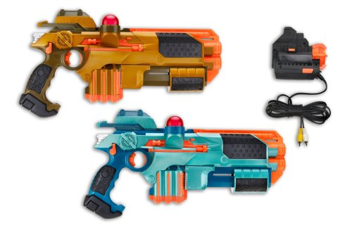 Hasbro Lazertag Multiplayer Battle System Set of 2