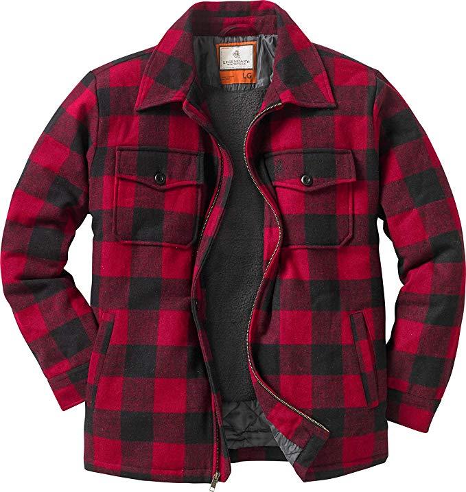 Legendary Whitetails Winter Jacket