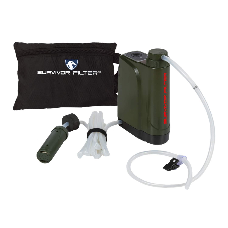 Survivor Electric Water Purifier