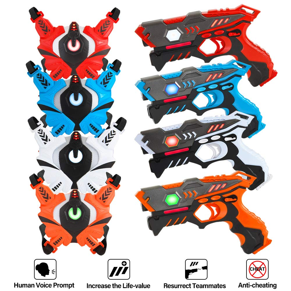 VATOS Infrared Laser Tag Gun