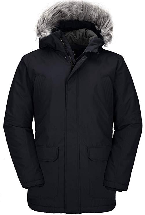 Wantdo Winter Jacket for Men